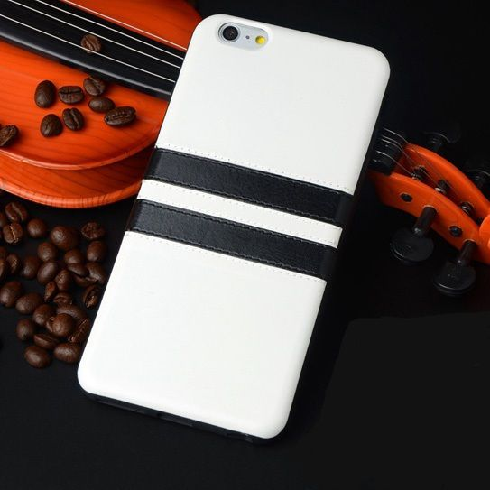 Чехол для Apple iPhone 6/6s Ретробелый