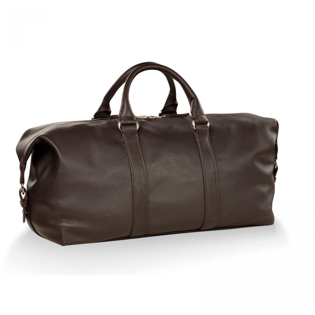 HADLEY BISWOOD кожаная дорожная сумка