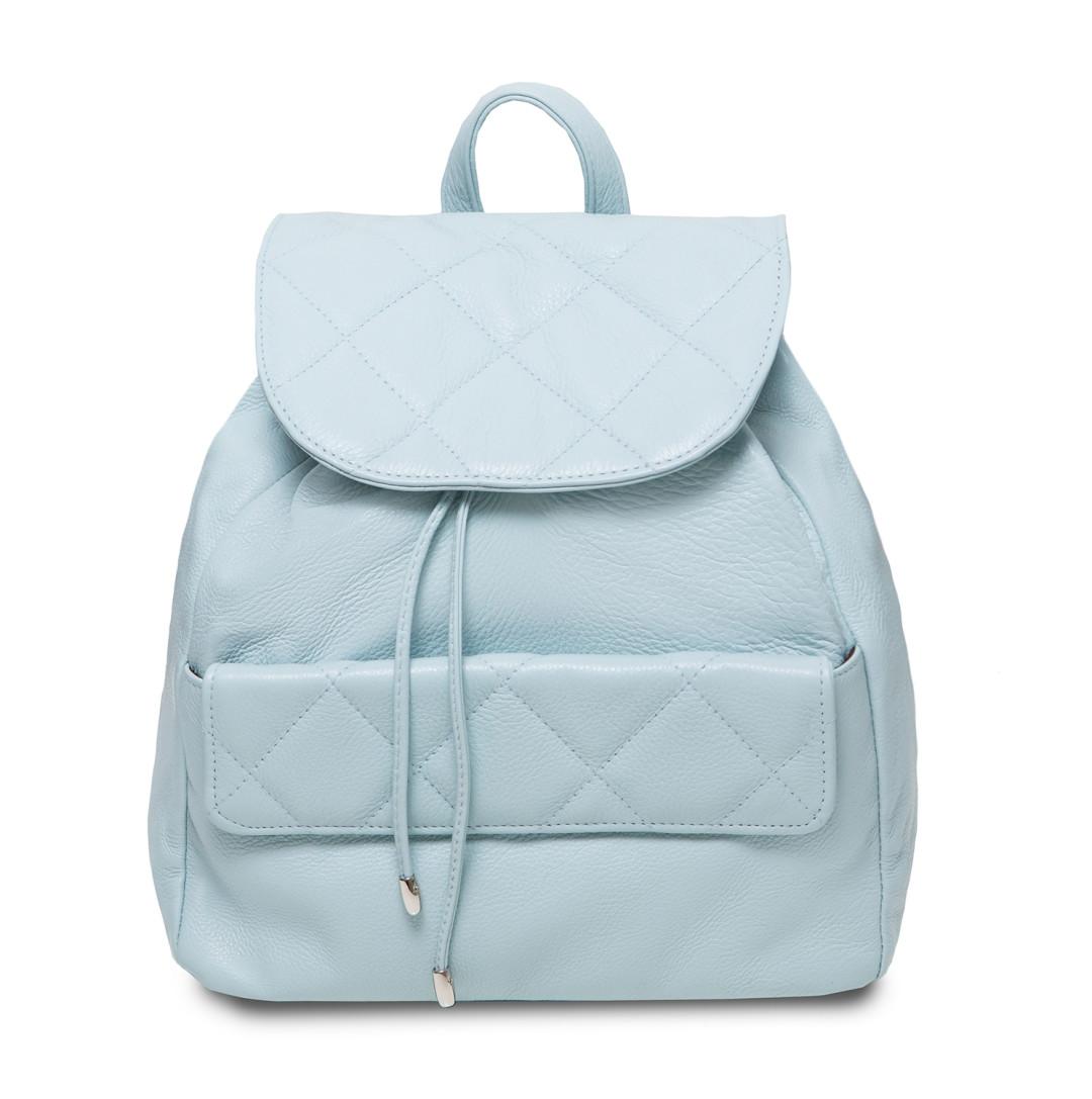 Hadley Biscuit Mint Cream женский кожаный рюкзак
