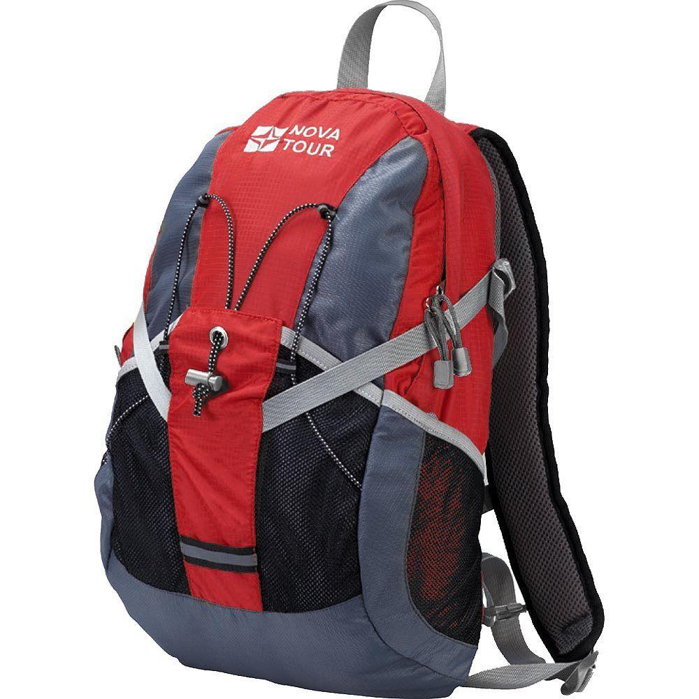 NOVA TOUR ВИЖН 20 практичный спортивный рюкзак