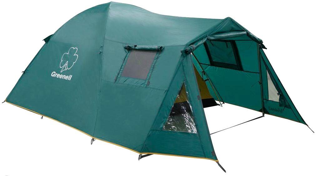 GREENELL ВЕЛЕС 3 V2 большая кемпинговая палатка