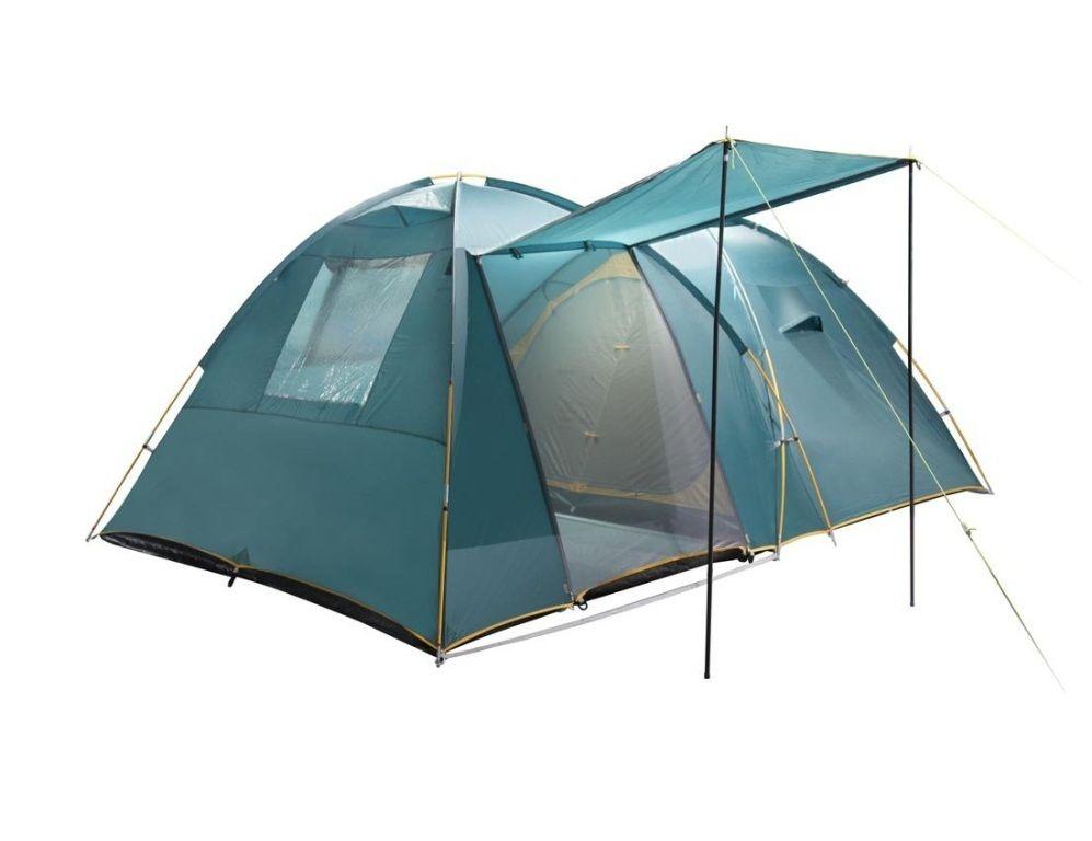 GREENELL ТРИМ 4 большая кемпинговая палатка