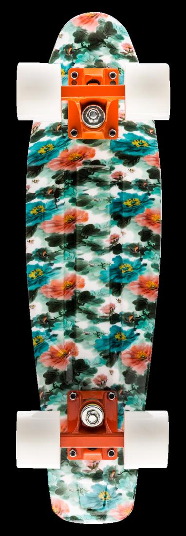 """9.8 Barbequi-Flower 22"""" пенниборд"""
