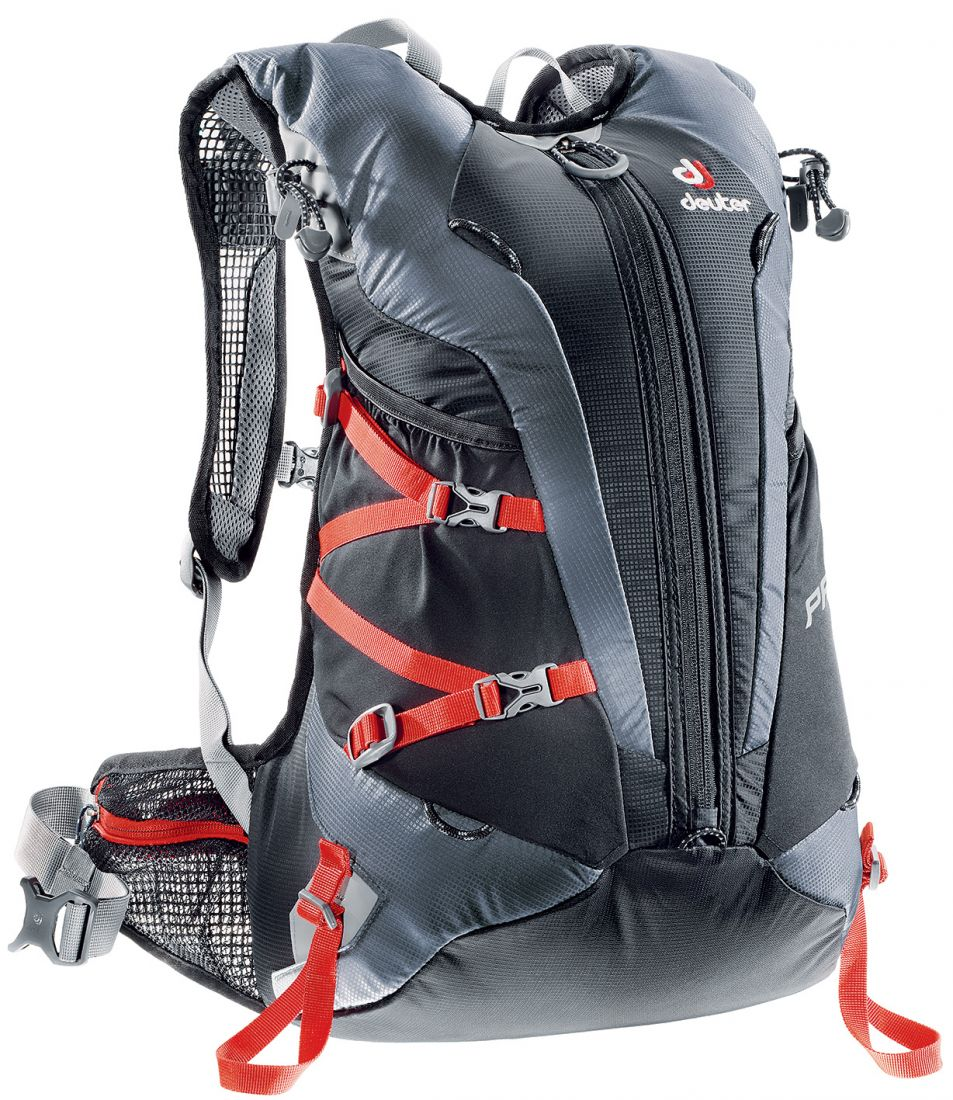 Deuter Alpine Winter Pace 26L black-titan экстремальный рюкзак
