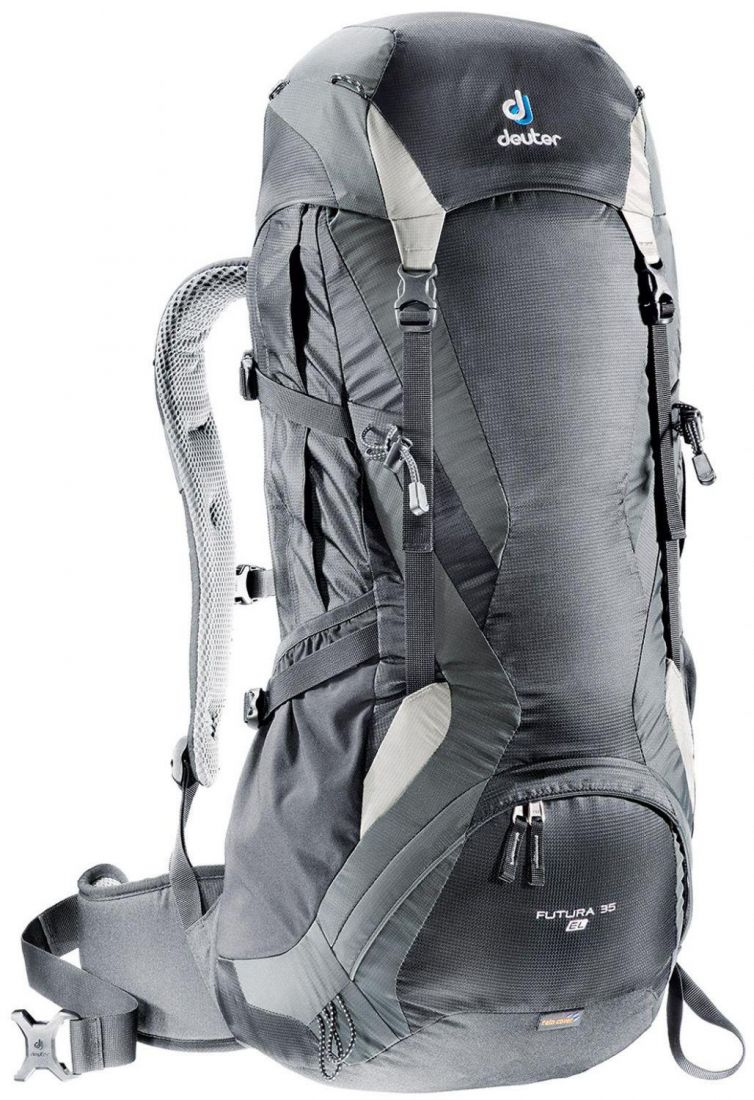 Deuter Extra Long Futura 35L EL black-granite туристический рюкзак