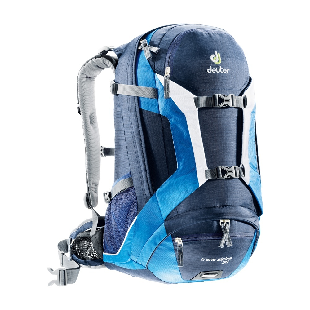 DEUTER BIKE TRANS ALPINE 30L MIDNIGHT-OCEAN СПОРТИВНЫЙ РЮКЗАК