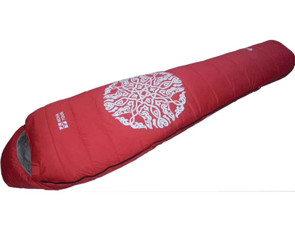 NOVA TOUR АРКТИКА пуховой спальный мешок-кокон