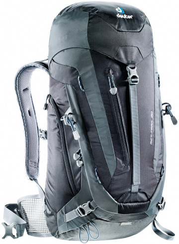Deuter ACT Trail ACT Trail 30 black-granite универсальный рюкзак