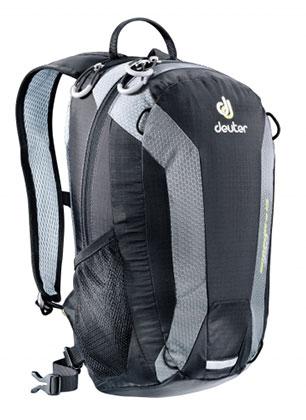 Deuter Speed Lite 15L black-titan лёгкий велосипедный рюкзак